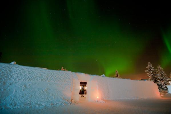 ICEHOTEL Jukkasjärvi