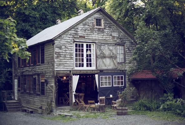 The Barn in Tivoli