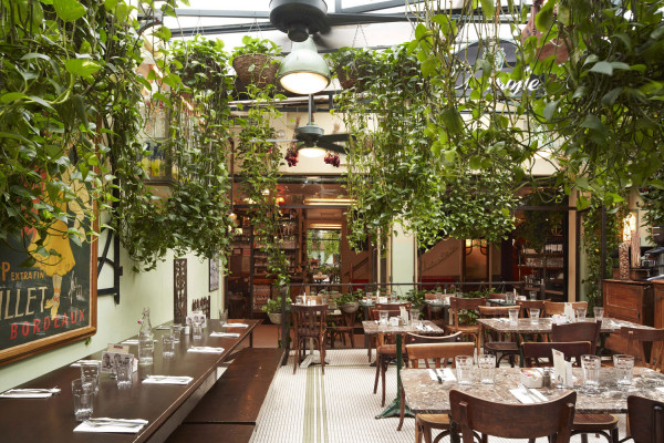 Juliette Restaurant New York Venue Report