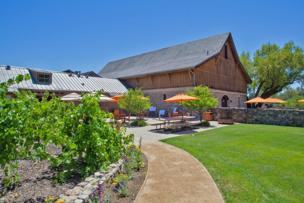 Valley of the Moon Winery at Madrone Estate