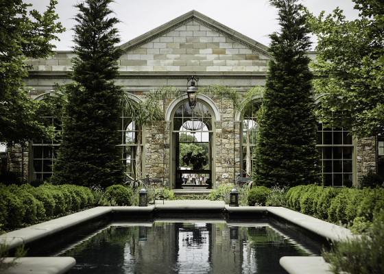 Jardin de Buis