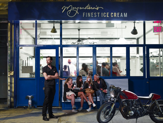 Morgenstern's Finest Ice Cream