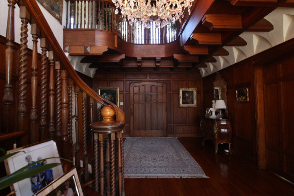 The Belvedere Mansion