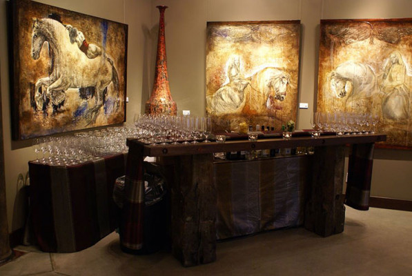 Thompson Landry Gallery - Stone Gallery