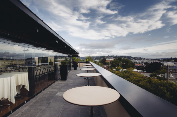 Olympic Rooftop Pavilion