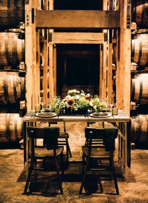 Jack Daniel Distillery