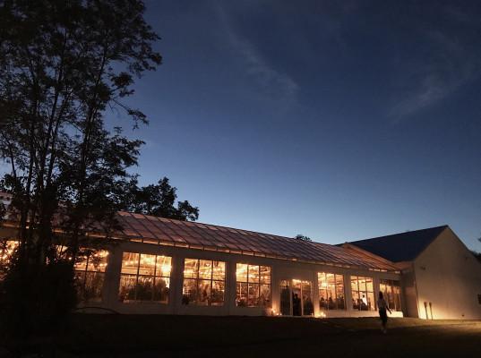Audrey's Farmhouse + The Greenhouses