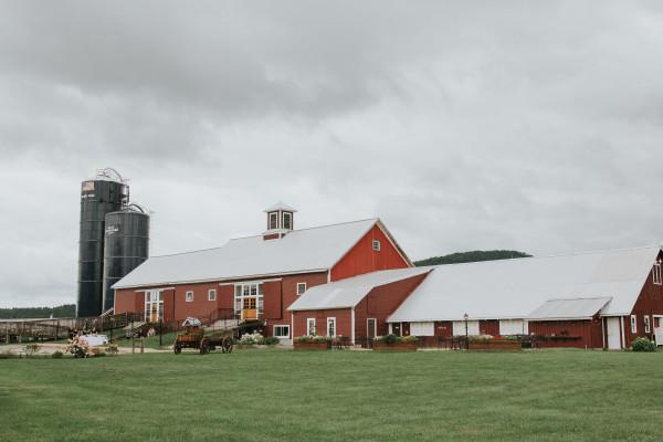 The Barn at Boyden Farm