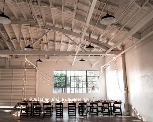The Bindery Event Space
