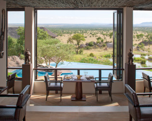 Four Seasons Safari Lodge, Serengeti