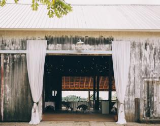 Hidden Vineyard Wedding Barn | Michigan, United States ...