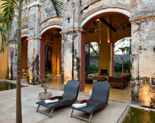 Hacienda Sac Chich, Casa de Maquanis