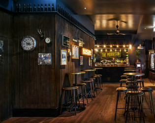 The Morrison Bar & Oyster Room