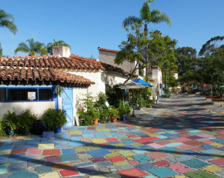 Spanish Village Art Center