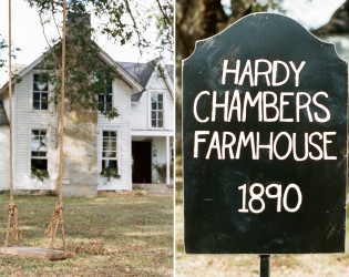 Hardy Chambers Farmhouse