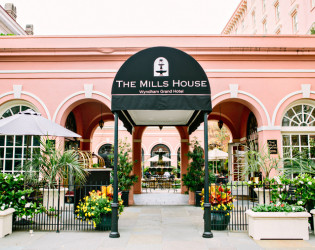 The Mills House