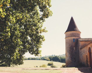 Chateau de la Bourlie