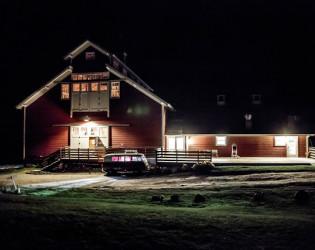West Monitor Barn