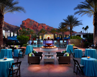 Omni Scottsdale Resort and Spa at Montelucia