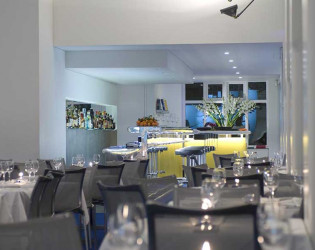 The River Cafe Private Dining Room