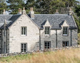 Killiehuntly Farmhouse