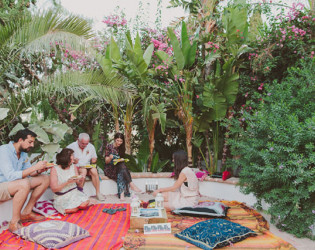 utopian retreats