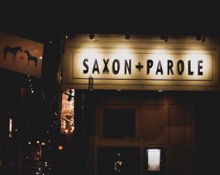 Saxon + Parole