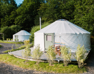 The Yurt Retreat