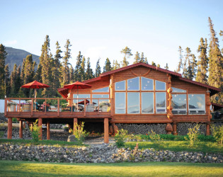 Alaska's Ultima Thule Lodge