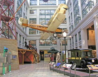 Smithsonian National Postal Museum