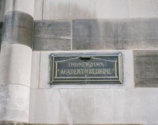 The New York Academy of Medicine