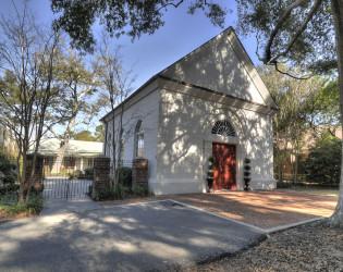 Coleman Hall and Chapel