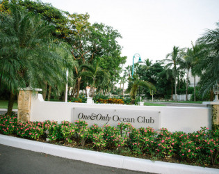 One&Only Ocean Club, Bahamas
