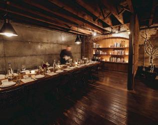 Staple & Fancy Cellar
