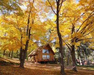 Barn at Five Lakes Resort