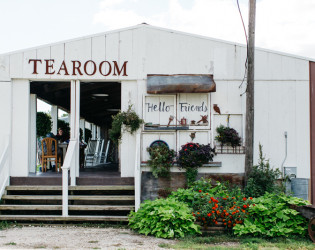 Emerson Creek Pottery and Tea Room
