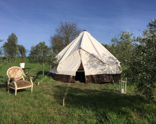 The Lazy Olive Glamping