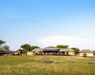 Singita Sabora Tented Camp