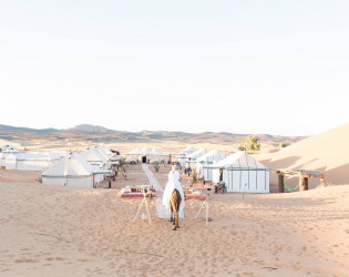 Desert Luxury Camp