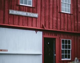 Alderbrook Station