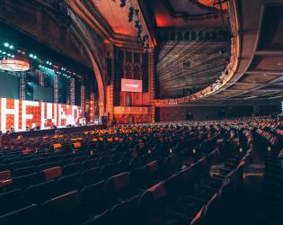 Shrine Auditorium & Expo Hall