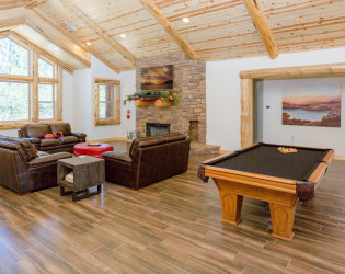 Heavenly Log Home