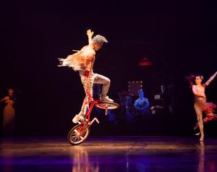 Cirque du Soleil LUIZA – Hartford