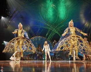 Cirque du Soleil AMALUNA – Phoenix