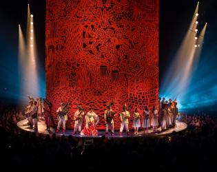 Cirque du Soleil LUZIA – New York