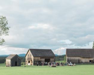 Historic Barns of Nipmoose