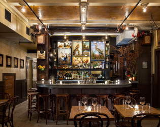 Freemans Restaurant