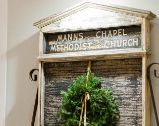 The Parlour at Manns Chapel