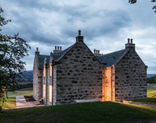 Killiehuntly Farmhouse