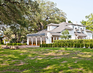 The River House at Lowndes Grove Plantation